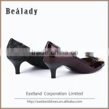 Cheap Wholesale Soft Ballroom Dancing Pumps Girl Shoes China With Metal Trim