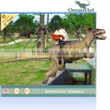 Animatronic Dinosaur Amusement Rides for Sale