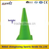 "colorful 15"" PE sports training soccer marker cone for speed training                                                                         Quality Choice"