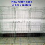 factory wholesale rabbit hutches with wire mesh
