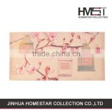Latest design hot sale abstract flower decorative oil painting