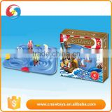 brain training sea warrior game toy