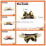 Wholesale ladies fancy ornaments, large orchid flower hair clips