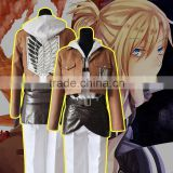 anime cospaly patterns AnnieLeonheart halloween anime costume for man
