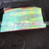 2014 Fancy Shinny PET Rainbow Film,Transparent Rainbow Film(JR-1659-01)For Gift Wrapping