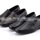 2015 Spring men's flat casual leather shoes black brown                                                                         Quality Choice                                                     Most Popular
