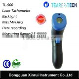 2016 digital laser tachometer rpm meter non contact with Gun Type for car and motorcycle TL-900