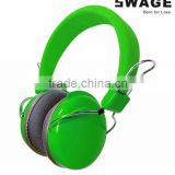 PH-K05 new style wired headband headphone with cushion for phone,headband headphone with cushion