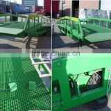 used for loading and unloading cargo container loading dock