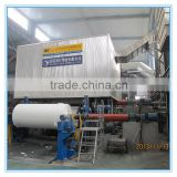 Hot Sale CE Certification 3500/250 Cylinder Mould Bamboo Tissue Paper Making Machine