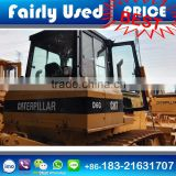 Used CAT D6G Bulldozer of D6 Dozers with Ripper for sale
