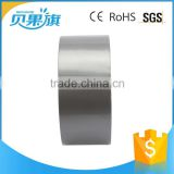 hottest all colors different size sticky waterproof custom printed packing duct self adhesive aluminum foil tape