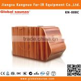 Half Body Far Infrared Sauna Room & Carbon Nano Heater Infrared Sauna Cabin ZL-008(C)
