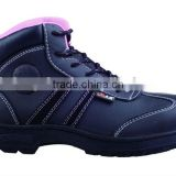 WOMEN SAFETY SHOES WITH STEEL TOE CAP STEEL PLATE WORKING SHOES WORK TIME FOOTWEAR SAFETY JOGGER STYLE SHOES