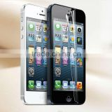 For iPhone 5 Full Body LCD Monitor Screen Protector Front + Back For Touch! Manufacturer Price