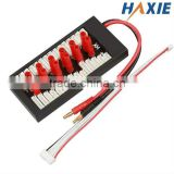 Parallel Charge Board for JST-XH & HXT 4mm Bullet Parallel Charge Board/Adapter for Lipo Battery Balance adapter