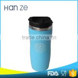 2015 popular new white bamboo drinking cup