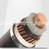 Underground Transmission Line 132kV High Voltage XLPE Power Cables