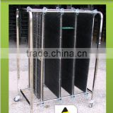 INquiry about Factory directly sale ESD PCB Storage Cart, PCB Storage Trolley