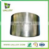Bimetal strip/ribbon used in the thermal sensitive element