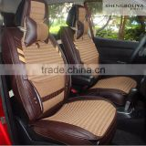 Flax car MATS Upscale boutique interior automotive supplies Keeping in good health breathable cushion