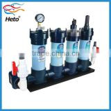 Fish farm drum filter for fish tank/mineral water filter