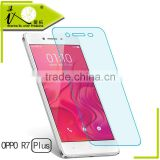 Factory supply Free Sample Good qulity Anti-shock Nano Glass film Screen Protector for OPPO R7 plus Ultra Thin film wholesale