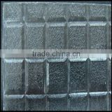 Frosted textured Polystyrene PS HIPS GPPS plastic embossed sheet