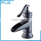 FLG10014O New Style Popular Single Handle ORB Brass Basin Faucet Manufacturer