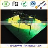 Titans full color replacement led screen,led dance floor rechargeable,portable dance floor
