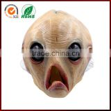 Head-mounted delicate FRP Cute alien masks for Halloween costume party