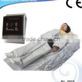Popular selling air pressure massage pressotherapy salon use machine with CE approvement