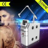 ND YAG Active Q-Switch Tattoo Removal Laser Equipment Laser Removal Tattoo Machine On Hot Sale /	Nd Yag Laser Freckles Removal