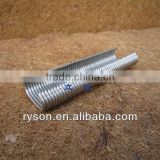 Stainless Steel C-ring Hog ring nails for fixing net