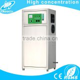 ozone sterilization system with integrate ozone water machine,water pump and contact tank Built-in oxygen system ozone sterilize