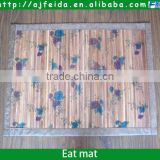 FD70052 Comfortable bamboo chair mat