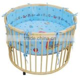 wooden playpen, baby play yard