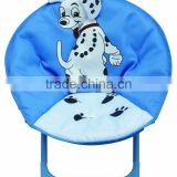 Various Animal Fabric Comfortable Children Seat Chair\Cute Style Foldable Portable Cartoon Kid Moon Chair
