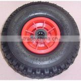 hand trolley air wheel 3.00-4