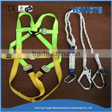 High Strength Safety Belt Full Body Protection Harness