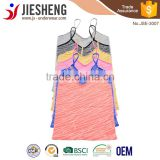 new seamless vest sexy long vest yoga ladies girls vest underwear v sport from factory