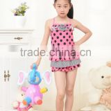 Lovely New arrivel High Quality One Piece Girls Swimwear for girls Swim Suit Baby Bikini