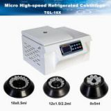 Benchtop Micro highspeed refrigerated centrifuge TGL-16X