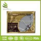 High Quality Private Label Collagen Eye Mask Collagen Anti-wrinkle Crystal Eye Mask Private Label Collagen Eye Mask