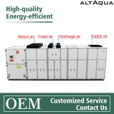 Energy efficient 100 litre/hr swimming pool dehumidifier for HVAC