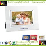 "Outdoor Advertising custom acrylic photo frame printing/Acrylic Picture Frame, 4""x6"""