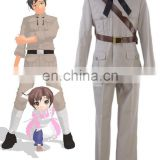 Sunshine-Axis Powers Hetalia Kingdom of Spain Antonio Fernandez Carriedo Uniform Anime Cosplay Costume