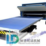 China made Three Layers Laminated Glass Oven Glass Laminating Oven