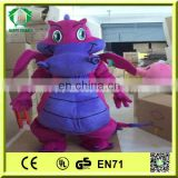 HI hot sale dinosaur costume mascot