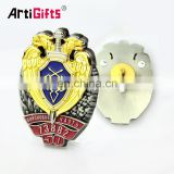 Customized design metal enamel badges/pins